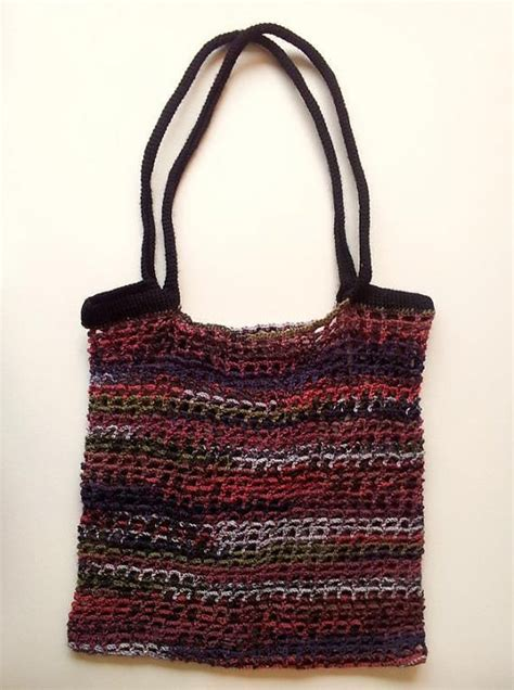 tote bag pattern free youtube market tote grocery bag crochet pattern no 23 crochet