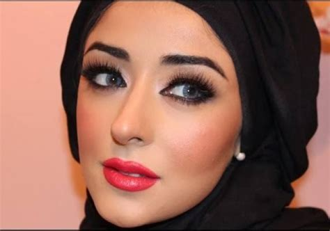pengantin ala arab saubhaya makeup