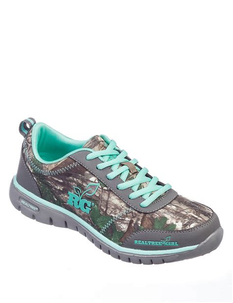 realtree athletic shoes realtree 174 kendra athletic shoes stage stores