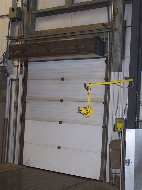 air curtain door berner international corp air curtains air doors new