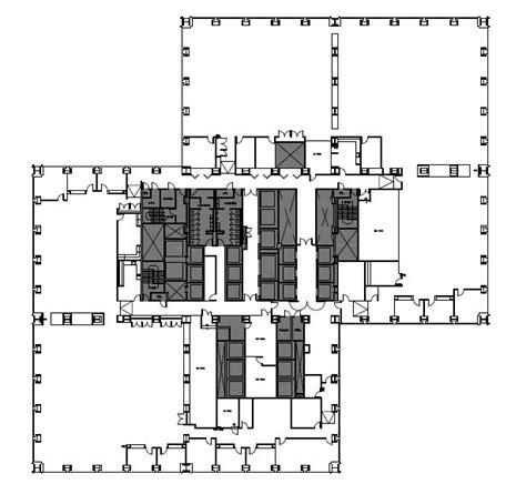 willis tower floor plan architecture photography floorplan2 62413