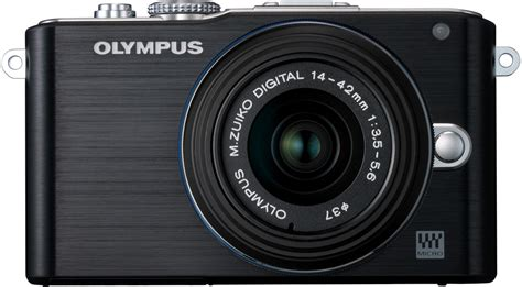 Kamera Mirrorles Olympus Pen Lite Epl3 olympus pen lite e pl3 mirrorless rs 19492 price in india buy olympus pen lite e pl3
