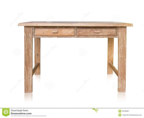 Antique White Table Ls by Vintage Wood Table Stock Image Image Of Hardwood Luxury