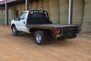 ss truck beds utility gooseneck steel frame cm