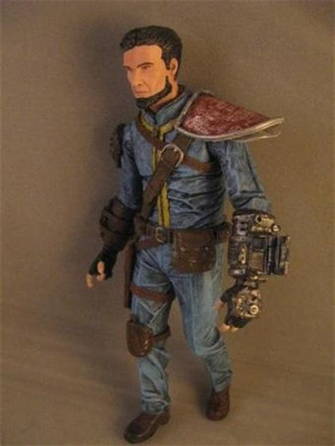 fallout 3 figures fallout 3 figure emerges from the vault kotaku