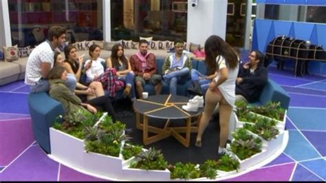 imagenes de big brother vip mexico 161 romances y esc 225 ndalos en la primera semana de big