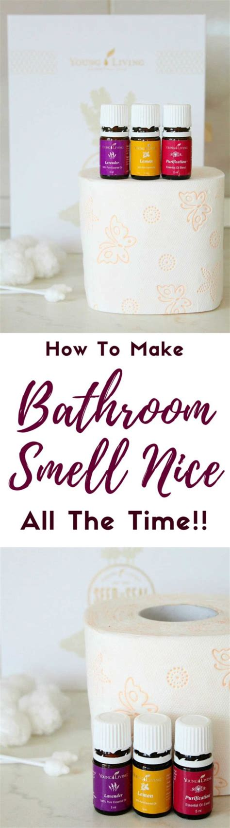 how to make the bathroom smell good best air freshener for bathroom to keep it smell like a