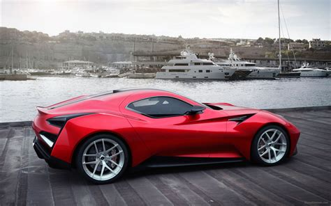 Icona Car Wallpaper Hd by Icona Vulcano 2013 Widescreen Car Picture 25 Of 52