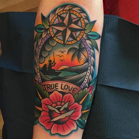tropical tattoo samuele briganti ideas