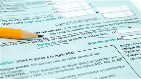 Credit Impot Formation 2015 Formulaire Des Pistes Pour Pr 233 Parer Ses Imp 244 Ts Ici Radio Canada Ca