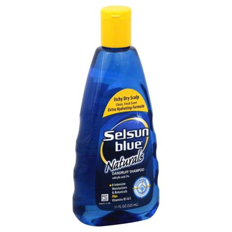 Shoo Selsun Blue 5 selsun blue naturals dandruff shoo 11 fl oz 325 ml