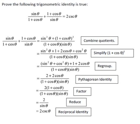 section 5 2 verifying trigonometric identities answers cochranmath solving trigonometric equations