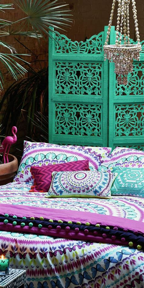 boho chic headboards 39 stylish screens provide more comfort and privacy
