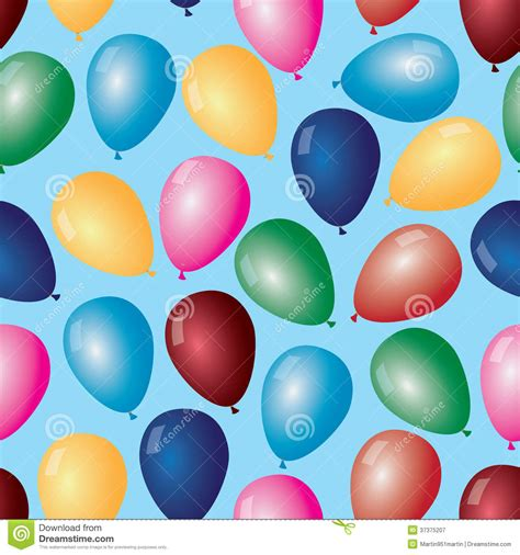 helium color color balloons with helium vector illustration