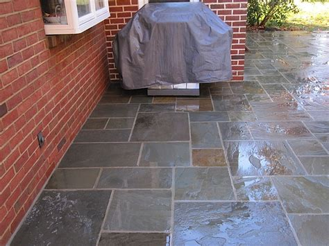 cleaning flagstone patio vinegar flagstone cleaning and