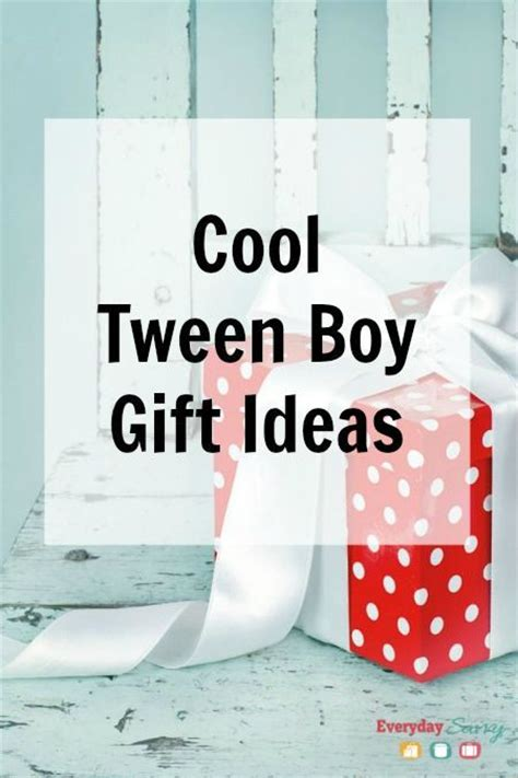 boy gifts tween and gift ideas on pinterest