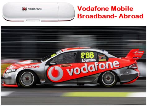 mobile abroad vodafone mobile broadband abroad