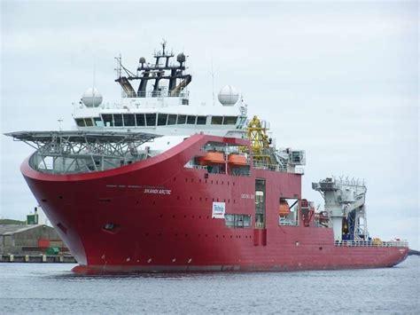 biggest water vessel in the world skandi arctic largest purpose built saturation dive irm