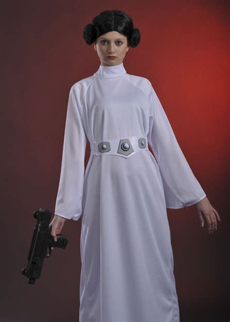 Ladies Petite Star Wars Princess Leia Costume [883062 PET