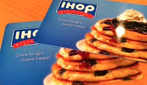 Ihop Gift Card Promotion Code - winner of the 50 ihop gift card giveaway