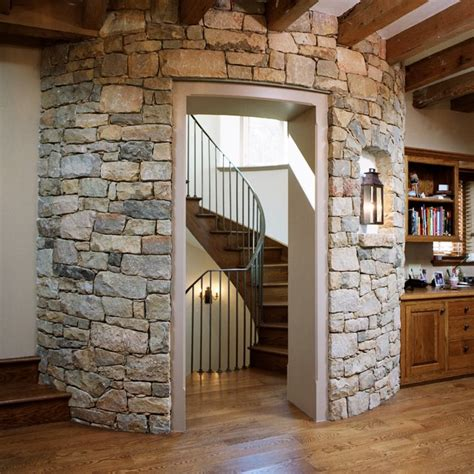 Architectural Design Kitchens by French Country Home Rustic Staircase Philadelphia