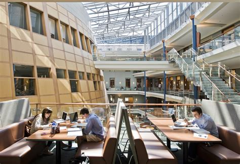 Georgetown Career Services Mba by Rafik B Hariri Building Mcdonough School Of Business