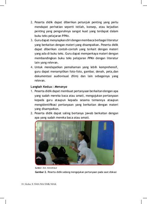 Buku Ppkn buku pegangan guru ppkn sma smk kelas 10 kurikulum 2013 edisi revisi