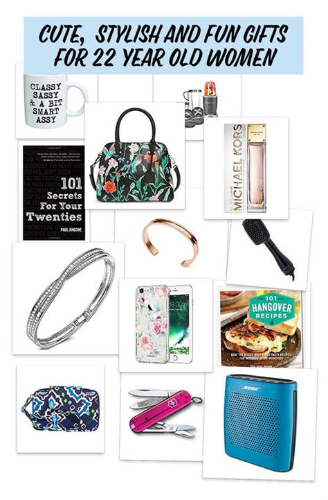 top gifts for women in their 20s gifts for 22 year best gifts for in their twenties