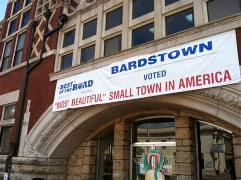 america s best small towns according to rand mcnally bardstown ky is the most beautiful small town in america