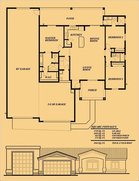 rv home plans 26 best garage images on pinterest driveway ideas