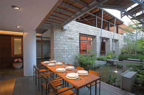 desain dapur semi outdoor outdoor dining ideas decosee com