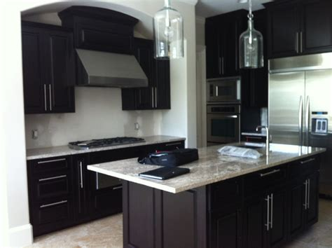 grey kitchen cabinets with black granite countertops grey granite for dining table white round ceiling l