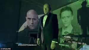 Jaguar To Be Bad Actors Sir Ben Kingsley Strong And Tom Hiddleston In