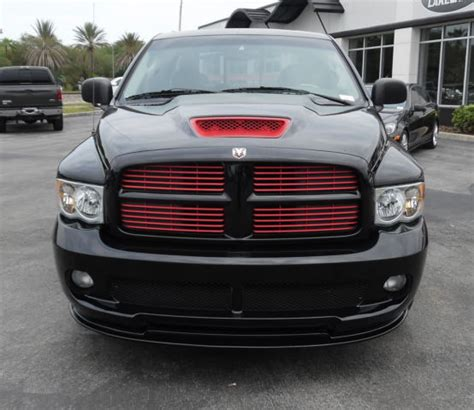 2005 dodge ram 1500 4 door 2005 dodge ram 1500 srt 10 4 door cab up truck