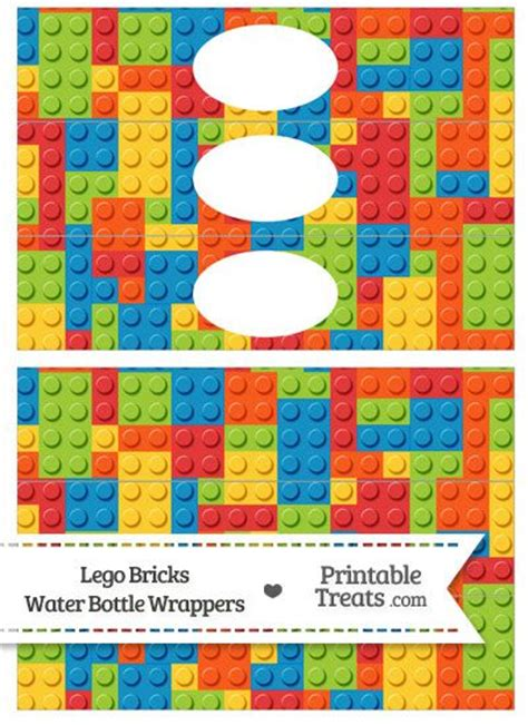 printable lego labels 17 best ideas about water bottle labels on pinterest