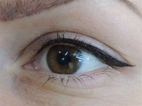 eye liner tattoo 25 best ideas about permanent eyeliner on