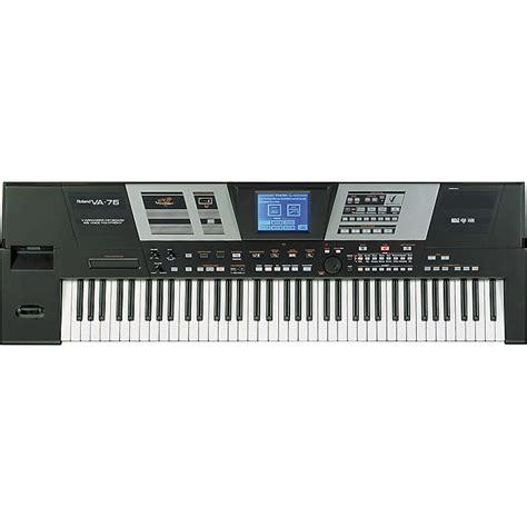 Keyboard Arranger Roland roland va 76 v arranger keyboard music123