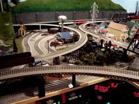 lionel layout youtube lionel train layouts on youtube harry potter train set