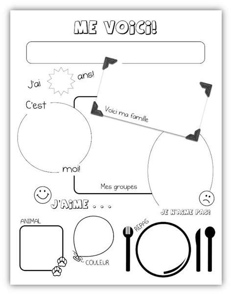 Cycle 3 • Français / Organisation • Présentation élève à