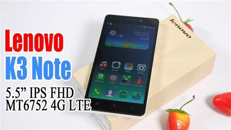 Harga Lenovo Note K3 spesifikasi wah lenovo k3 note dengan harga 2 jutaan