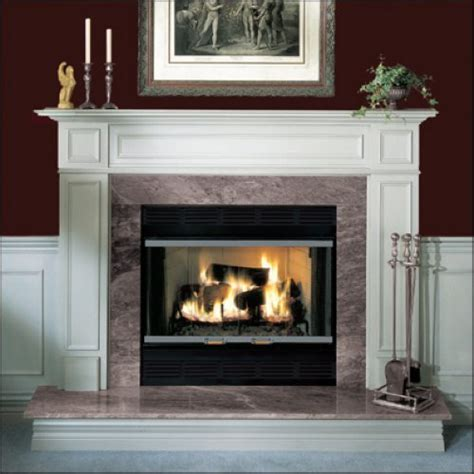 Majestic Fireplaces Wood Burning Fireplace by Majestic Royalton Wood Burning Fireplace