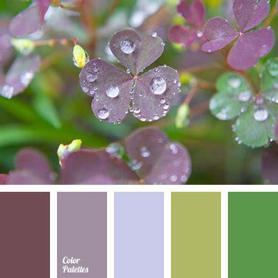 clover color gentle lilac colour color palette ideas