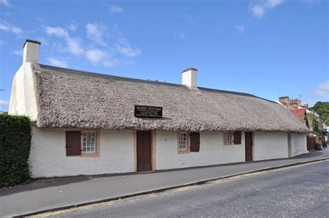 Burns Cottage by The Burns Supper Burnsfest 2017