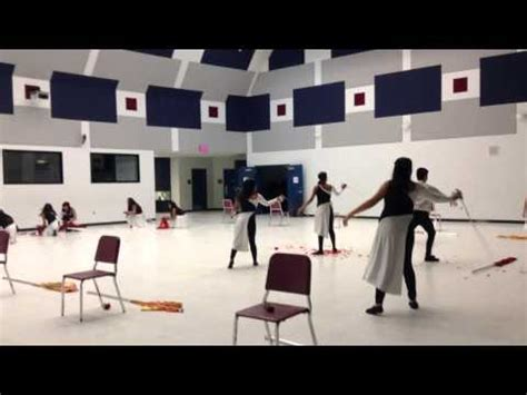 color guard routines counting colorguard routine funnycat tv