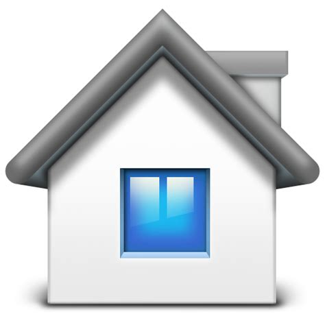 home icon mac iconset artua - Wohnung Icon