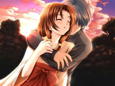 imagenes un anime amor anime imagenes de amor