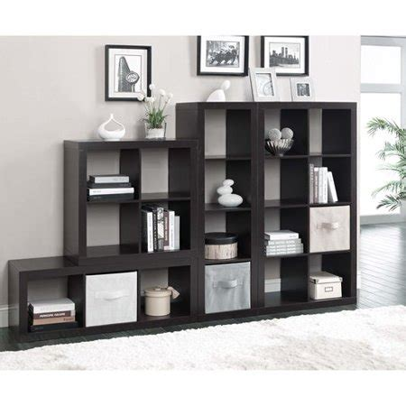 better homes storage cube better homes and gardens square 4 cube storage organizer colors best shelving storage