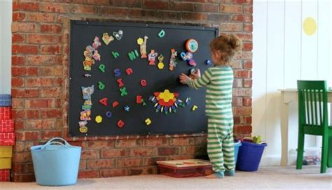 magnetic boards for rooms 11 diy indoor sensory playroom diy to make