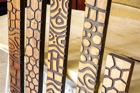 decorative hanging carved wood panels goodie s