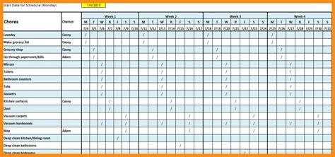 audit schedule template 6 audit schedule template free plan